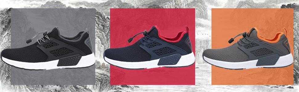 Mishansha Zapatillas para Hombre -Cómodas Ligeras y Respirable: Amazon.es: Zapatos y complementos
