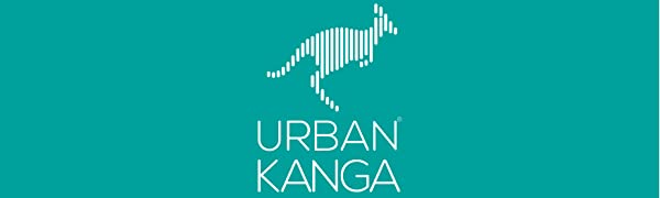 Urban Kanga Uptown Silla de Coche de Viaje Ligera y Portátil. Grupo 1 9-18 Kg (TV107) (Anthracite)