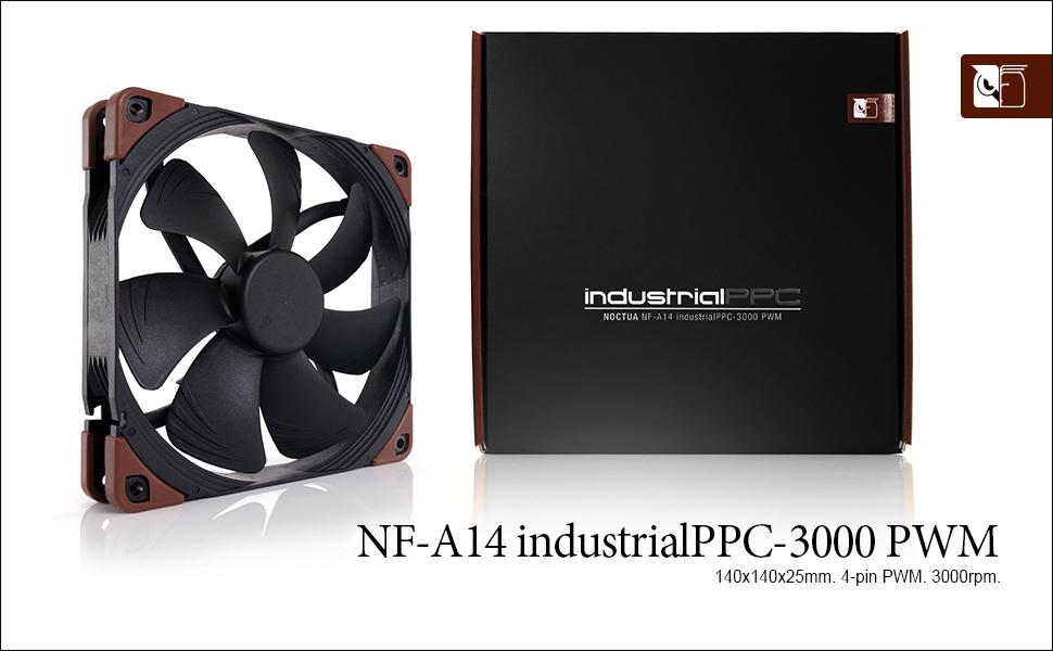 Noctua NF-A14 iPPC-3000 PWM, Ventilador Resistente, 4 Pines, 3000 ...