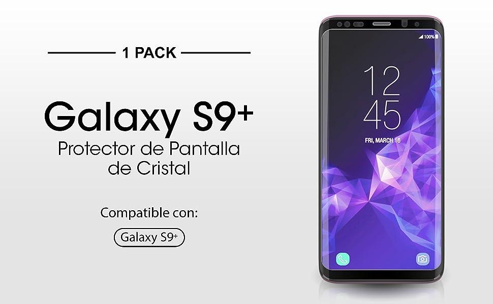 Galaxy S9 Plus Protector de Pantalla