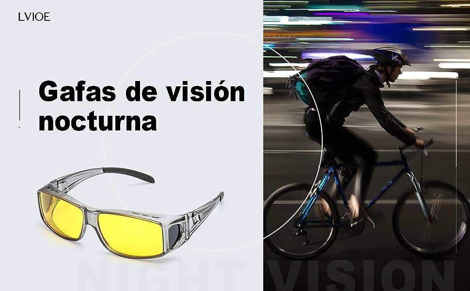 wrap around night vision glasses