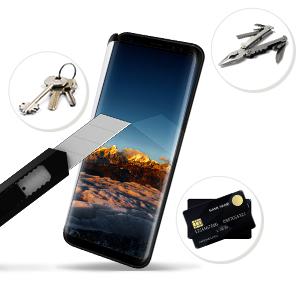 455be7083a0 YOSH Protector de Pantalla para Samsung Galaxy S8, 5.6'' Cristal ...