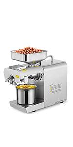 Máquina manual de la prensa de aceite HY-03 · Máquina eléctrica de la prensa de aceite · Máquina de la prensa de aceite 1500W · Máquina eléctrica de la ...