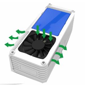 Amazon.es: CGOLDENWALL Refrigerador de Medicamento Portátil Nevera ...