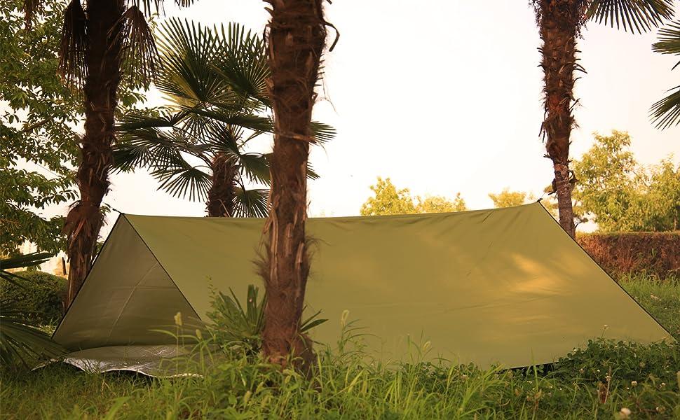 Toldo de Camping Impermeable Multiusos