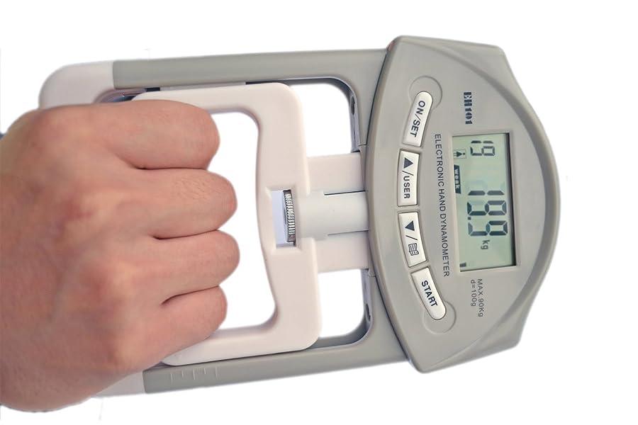 Equipado con un sensor de medición de la tensión de alta precisión.