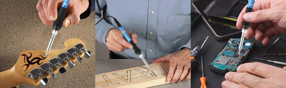 pirograbador de madera profesional pyrography tool pyrography kit pyrography pirografo