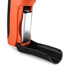 Termómetro infrarrojo laser doble sensor & termometro digital para ...