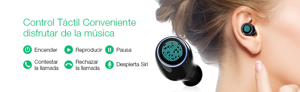 mini auriculares bluetooth