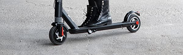 Ecogyro GScooter S6 - Patinete Eléctrico Negro 20Km/h 250W ...