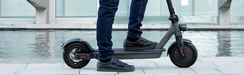 IWATMOTION iWatRoad R9 Extreme - Patinete Eléctrico Negro 250W 7Ah 25Km/h 30Km