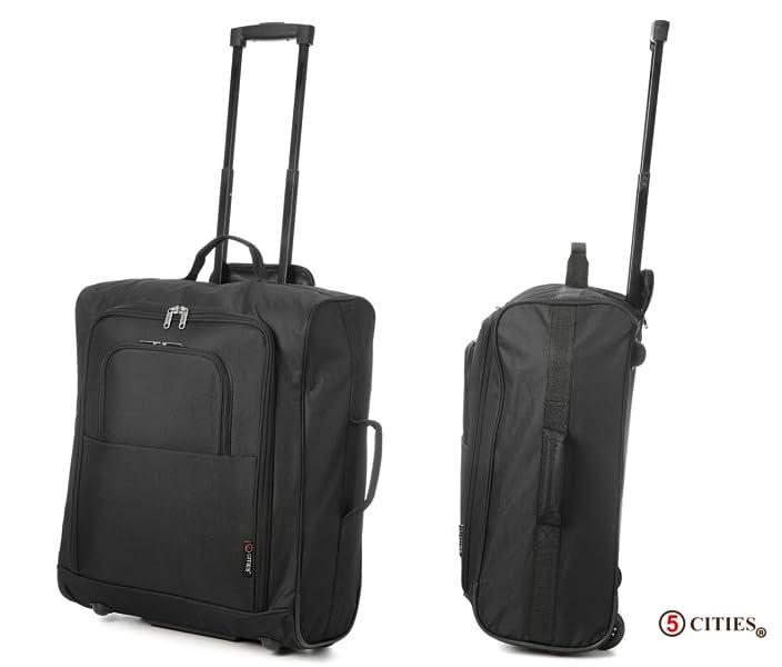 Empaqueta lo máximo para tu vuelos! - Especialmente diseñado para cumplir con las medidas exactas de las restricciones de 56x45x25cm. MALETA CABINA