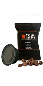 100 Cápsulas de Café compatibles Lavazza a Modo Mio - kit degustación de 100 cápsulas café compatibles máquinas Lavazza a Modo Mio - Il Caffè italiano ...