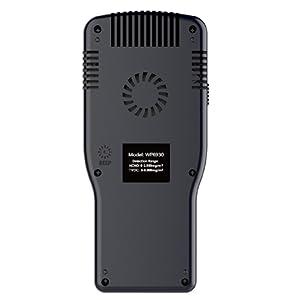 detector de benceno medidor de calidad del aire interior detector de formaldehído doméstico TVOC