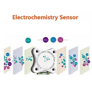 detector de benceno detector de formaldehído del detector de tvoc Detector de calidad del aire