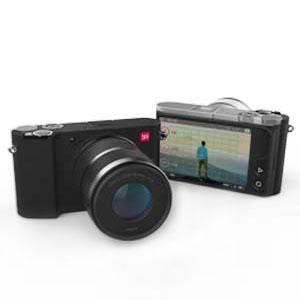 YI M1 4K cámara Digital sin Espejo con Lentes Intercambiables 12 ...