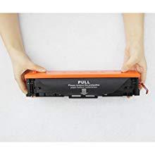 LCL Compatible Cartucho de tóner 203A CF540A CF541A CF542A CF543A ...