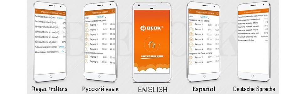 Aplicación de múltiples idiomas
