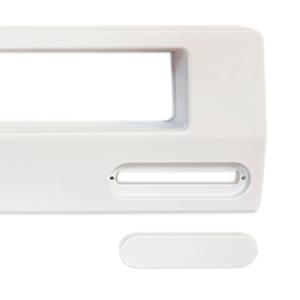 Interasse Fori mm 2 Maniglia Congelatore Freezer Con serratura Lunghezza mm 340
