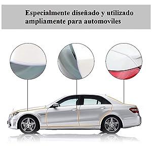 Kabis RIMBLADE Protectores de llantas de aleaci/ón para coche color morado