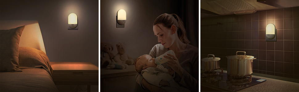 Luz Nocturna Infantil