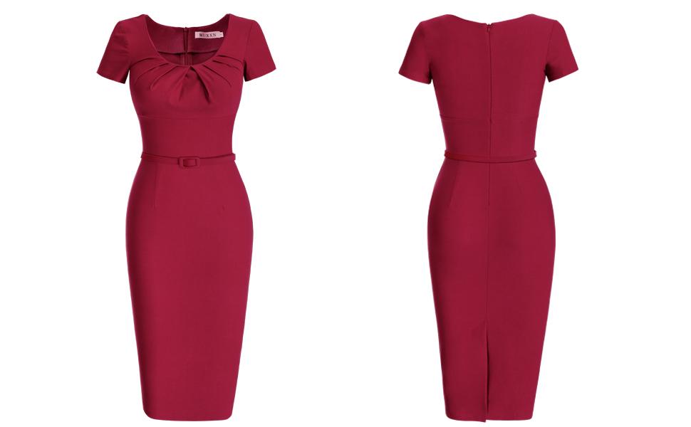 Característico de falda : Corte tridimensional , Esbozar las línes del cuerpo femenino , destacando la belleza de la mujuer elegante