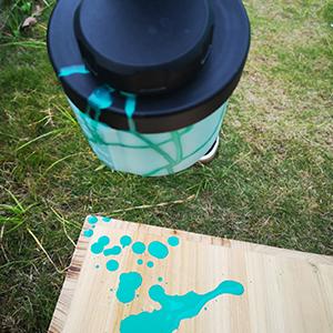 Pistola de Pintura, Tacklife Pistola de Pulverización Pintura Eléctrica, 800 ml/Min, 3 Modos de Pintar, con 4 Boquillas, 900 ml Recipiente de Pintura, ...