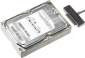 Poppstar USB 3.1 Gen 1 Tipo A adaptador de disco duro para SSD ...