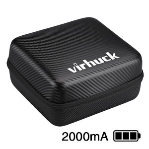 Virhuck LS-800D FPV Gafas DVR 5.8GHz, 3D VR Auriculares con 5