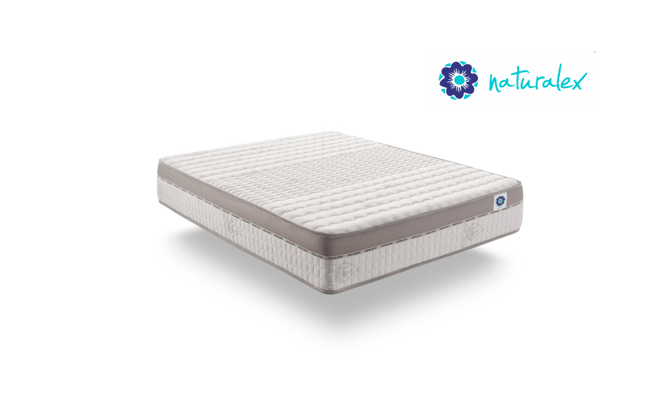 colchones naturalex, cama 90, colchon 135x190