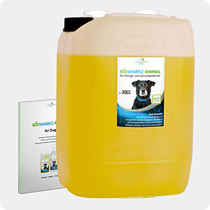 Ecosharkz for dogs 20 litres