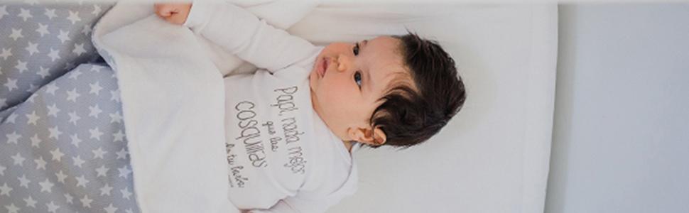 Colchon viscolatex cuna bebe plagiocefalia 120x60