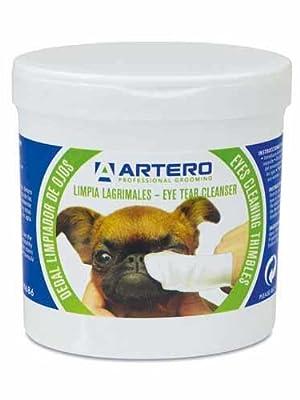 Artero Dedales Limpiadores para los Ojos de Perros y Gatos