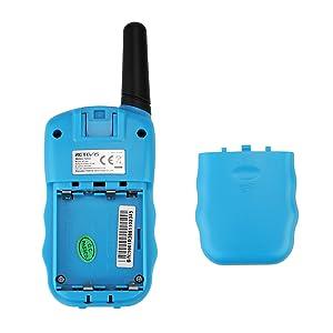 walkie talkie ninos