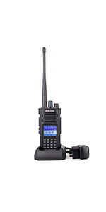 Retevis RT95 Doble Banda Mini Mobile Coche Radio Vehículo ...
