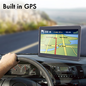 tablet- GPS