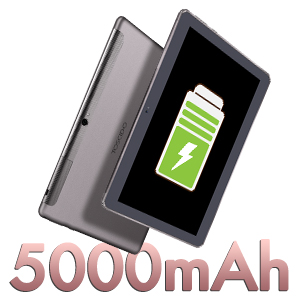 tablet- lithium battery