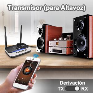 ELEGIANT Adaptador Bluetooth 5.0 Receptor Transmisor Desvío 3 en 1 NFC 1000 mAh 3.5dB Dual Antena Receptor Chip CSR8675 aptX HD LL 100M Amplio Rango 24 Horas Uso para TV Auriculares Teléfono Altavoces: Amazon.es: Electrónica