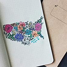 Libreta / Cuaderno para escritura | Notebook de hojas con líneas | Páginas de Papel Grueso Premium | 7x10 | Hecho en USA