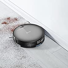Perímetro virtual. El aspirador robot ...