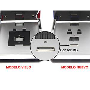 Total seguridad con sus 5 métodos de detección, Nuestro nuevo SE-0709 supera al viejo SE-0706 en todo