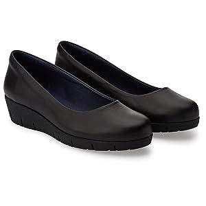 Amazon Negro Oneflex Camile Mujer Cómodos Anatómicos Para Zapatos Oxgz0qw6