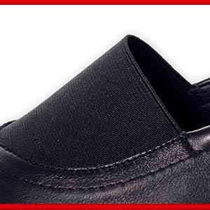 dd3a7f4331bed Oneflex Marie Negro - Zapatos anatómicos Profesionales cómodos para ...