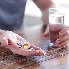 Pure & Essential Vitamina D3 Cotidiana, colecalciferol 2000 ui ...