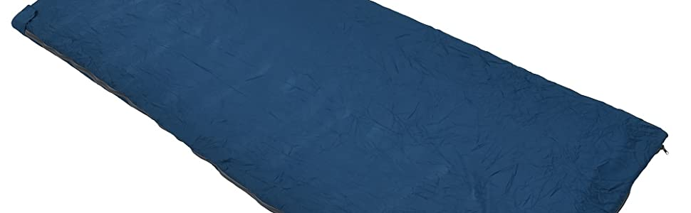 Tamaño compacto. Desempaquetado es el saco de dormir ...