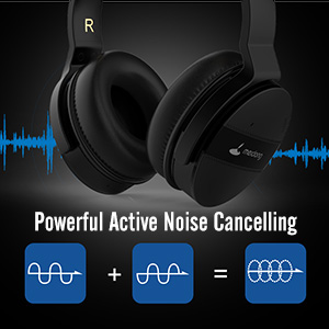 active noise cancelling