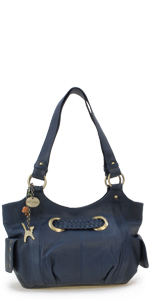 CATWALK COLLECTION - MIA - Bolso estilo shopper - Cuero ...