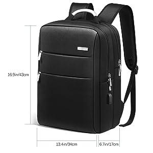Uso extenso y amplio. La mochila portátil multifuncional ...