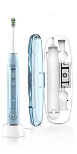Irrigador Dental Profesional · Irrigador Dental Portátil · Cepillo de Dientes Eléctrico