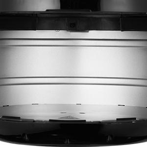 Tidylife Freidora sin Aceite, 3.5L Freidora de Aire con Control de Temperatura y Temporizador, AF-1834 Freidora con Libro de Cocina, 1500W, Cesta ...